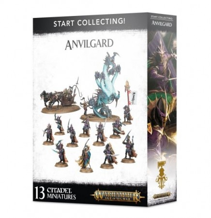 Cities of Sigmar - Anvilguard Start Collecting !