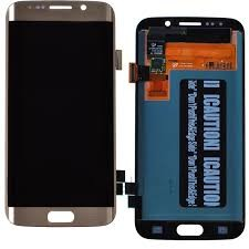 Samsung Galaxy S6 Edge LCD - Gold
