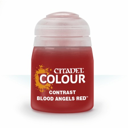 Citadel Paint Contrast - Blood angels Red 18 ml