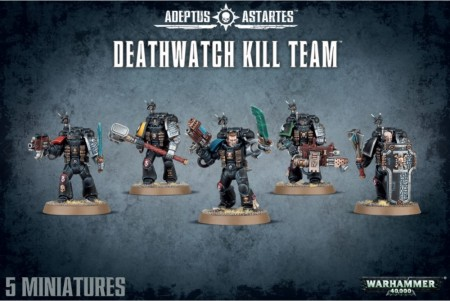 Deathwatch - Killteam