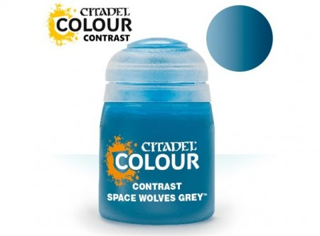 Citadel Paint Contrast - Space Wolves Grey 18 ml