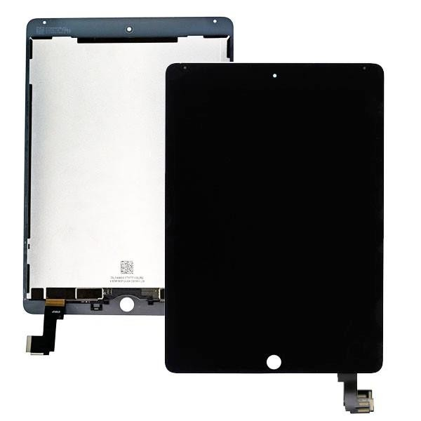 LCD med frontglass til iPad air 2  -  Makrotech bytter for deg